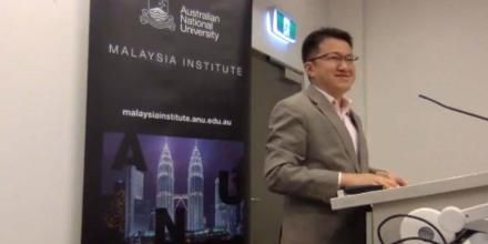 'Game changers in Pakatan Harapan's victory' - keynote address by Liew Chin Tong, ANU Malaysia Update 2018.