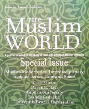 Musilim World journal cover